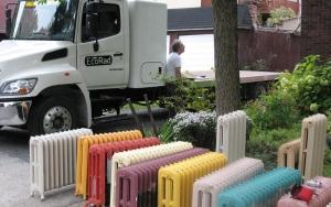 Servide de restauration de radiateurs